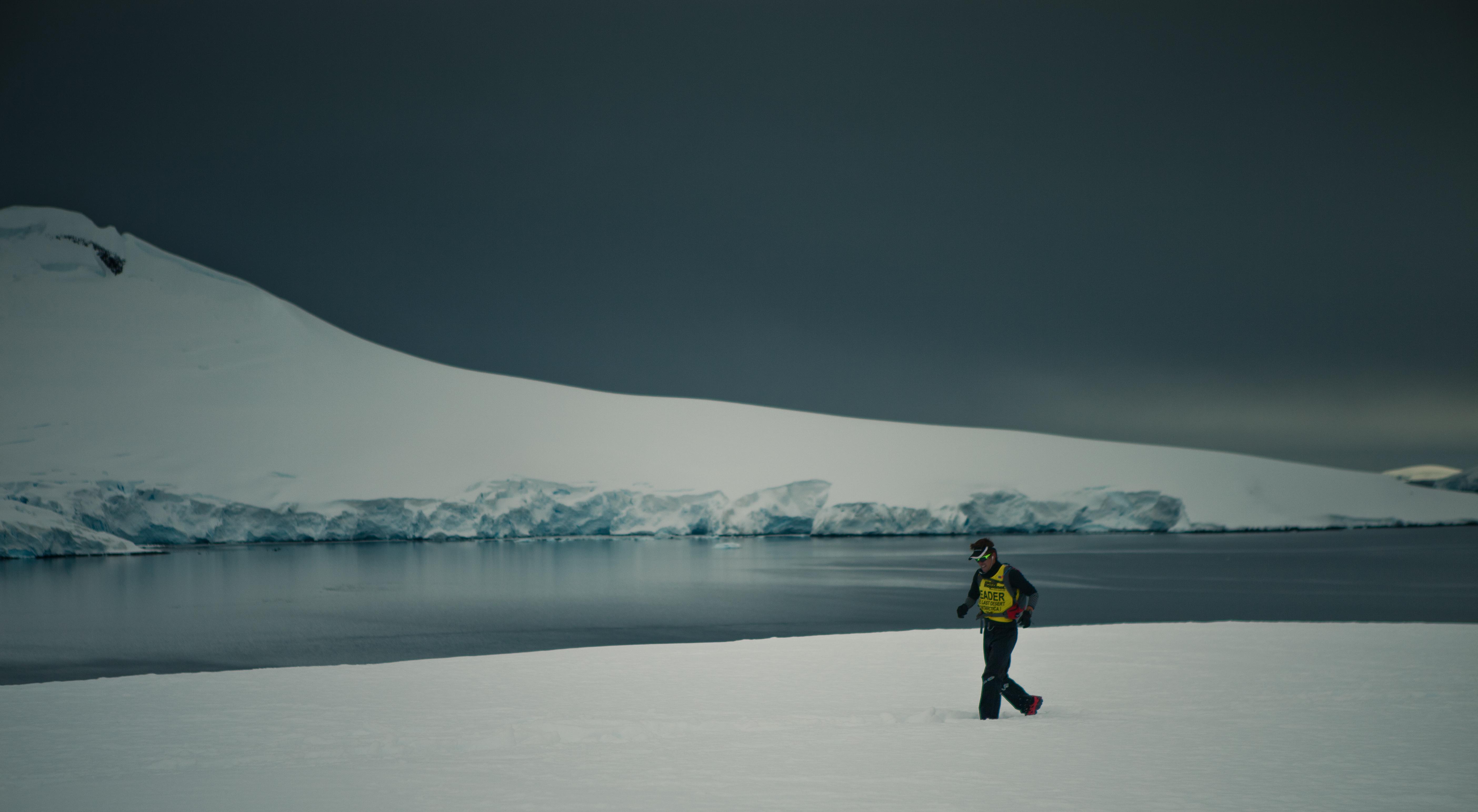 Ryan Sandes | Antarctica